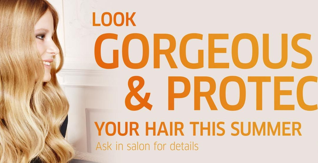 Protect Your Hair This Summer With Wella Sun Hair Care